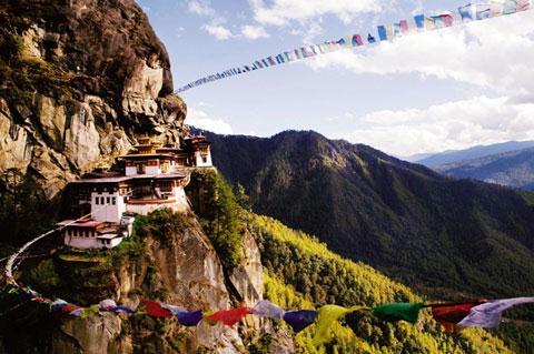 2014 【塵間之旅】以愛之名,不丹同行