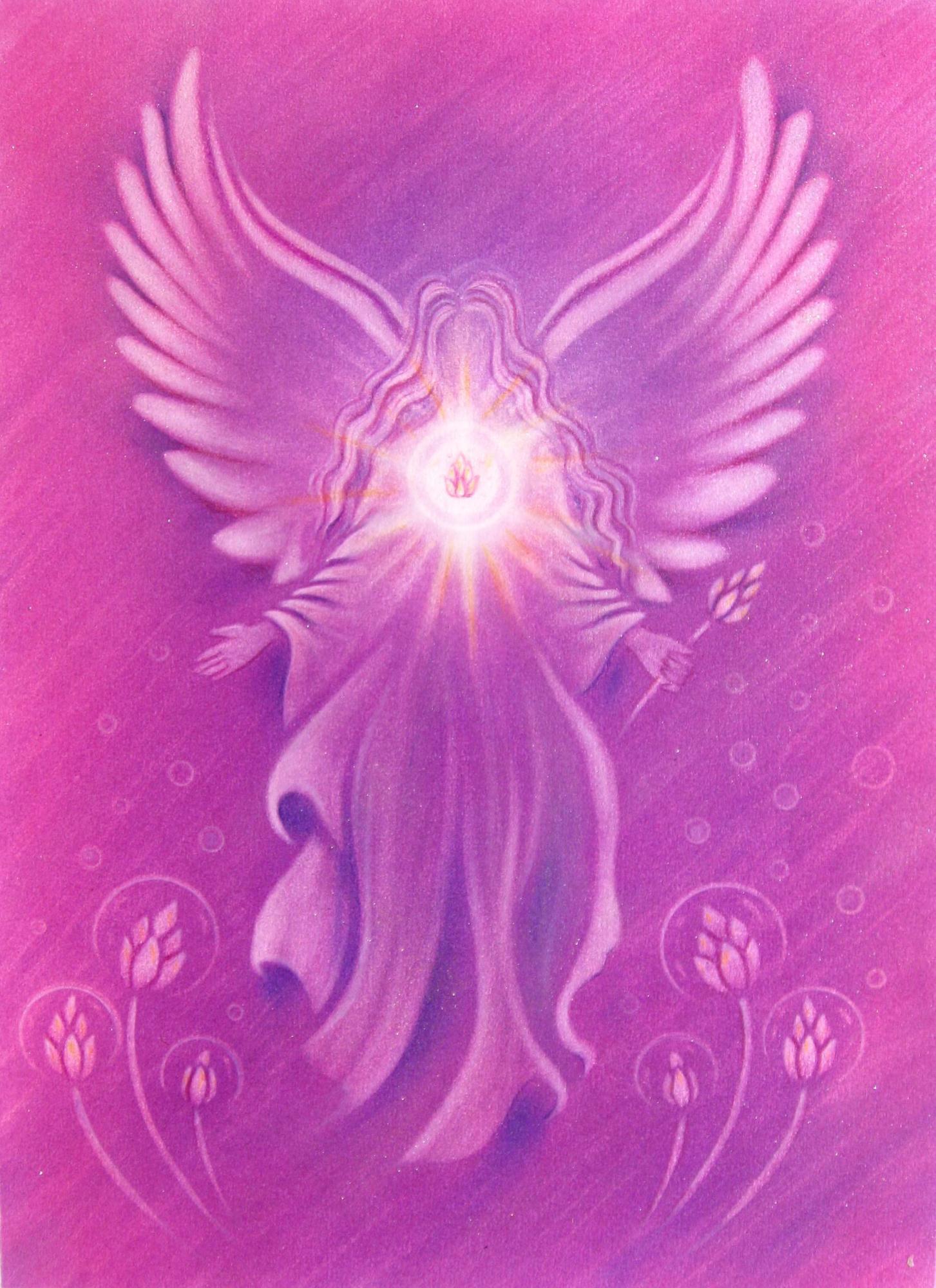 天使光能靈氣證書制度課程